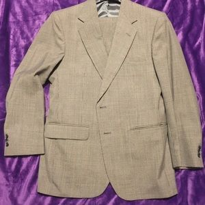 Towncraft houndstooth suit